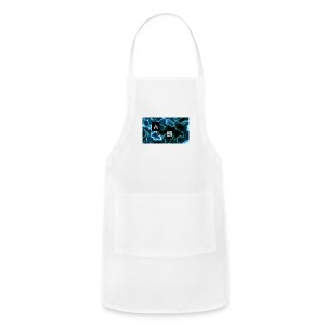 Andrew _Gaming/Vlogs Button - Adjustable Apron
