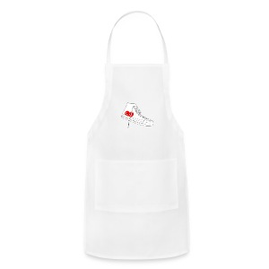 Converse Shoe Logo - Adjustable Apron