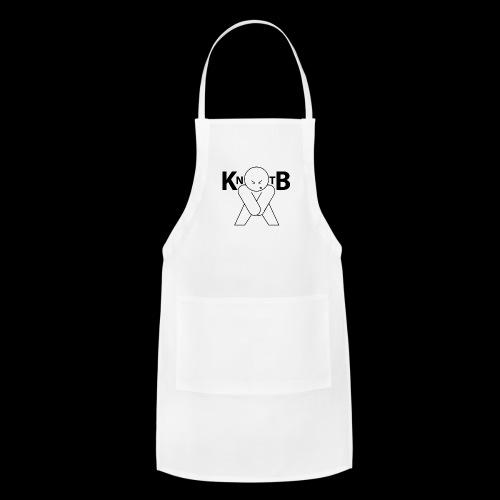 KickNtheBalls Logo - Adjustable Apron