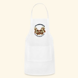 Best Friends forever design - Adjustable Apron