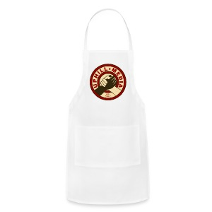 Uphill Media Logo - Adjustable Apron