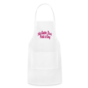 Woman Power - Adjustable Apron