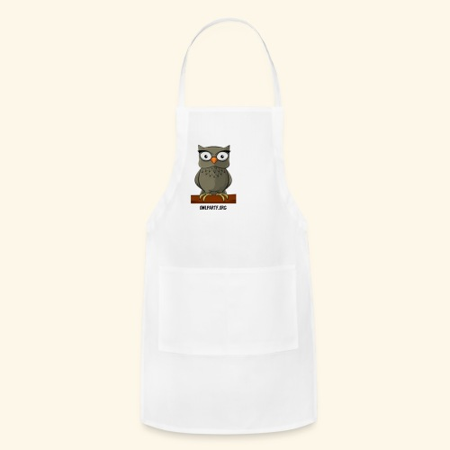 Owl Party - Adjustable Apron