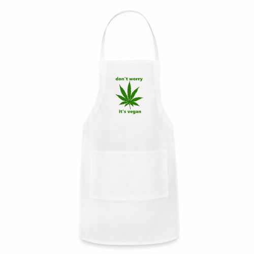 weed crap - Adjustable Apron