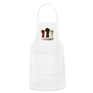Resist / Racial Justice - Adjustable Apron