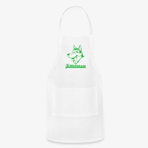 Köterrasse grün - Adjustable Apron