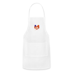 MaddenGamers MG Logo - Adjustable Apron