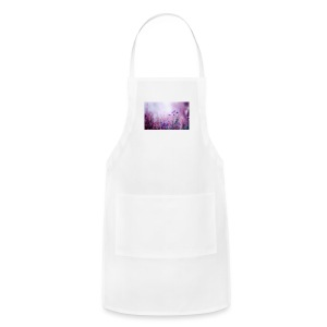 Life's field of flowers - Adjustable Apron