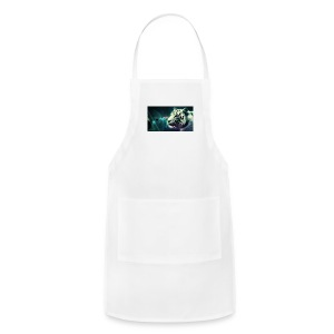 White_tiger - Adjustable Apron