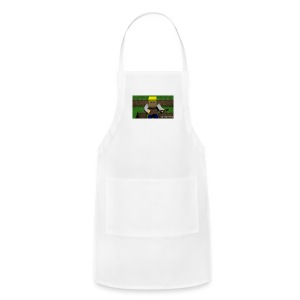 Mc rullendesten - Adjustable Apron