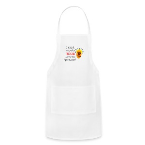 SO-CALLED president - Adjustable Apron