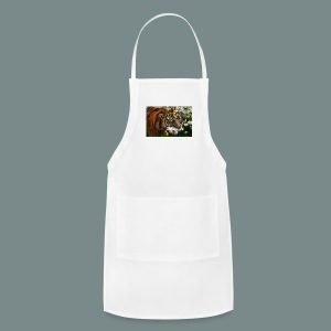 Tiger flo - Adjustable Apron
