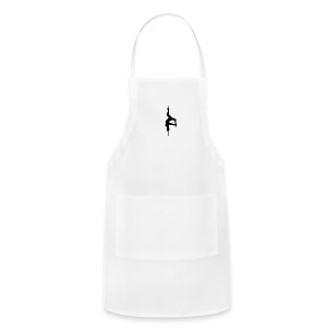 Inverted Pole Dancer - Adjustable Apron