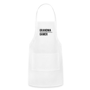 GrandmaGamer_Shirt - Adjustable Apron