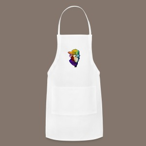 Stijmunkey Logo - Adjustable Apron
