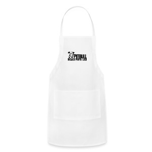 Pitbull because people suck - Adjustable Apron