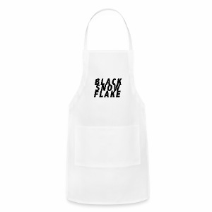 #queerblacksnowflake - Adjustable Apron