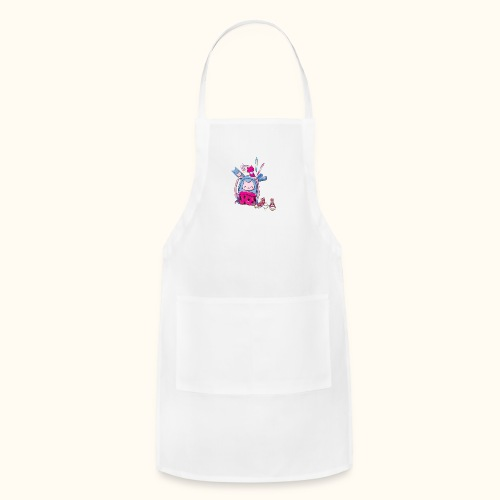 High School - Adjustable Apron