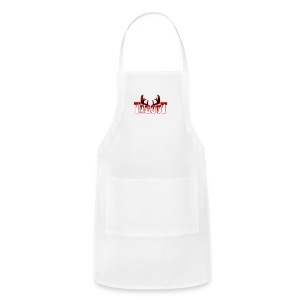 Tagout Bloody Antlers - Adjustable Apron