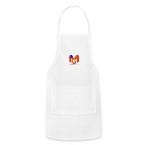MaddenGamers MG Logo - Adjustable Apron