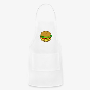 Comic Burger - Adjustable Apron
