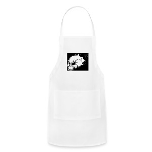 skelebonegaming merch - Adjustable Apron