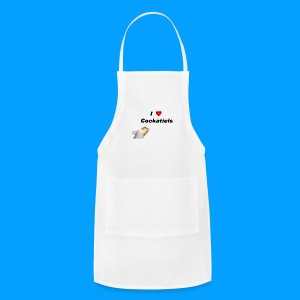 Cockatiels - Adjustable Apron