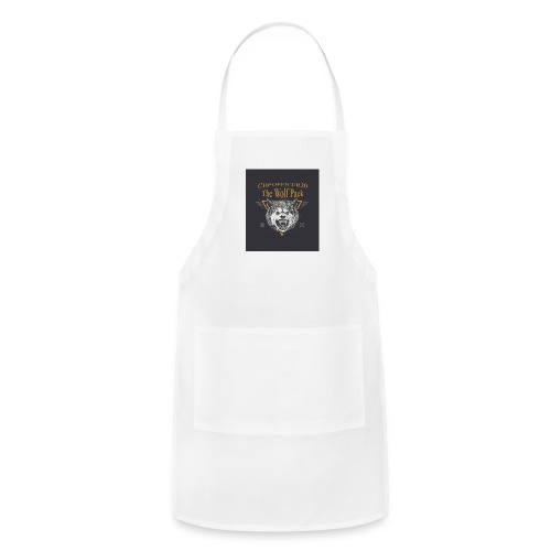 wolf pack - Adjustable Apron