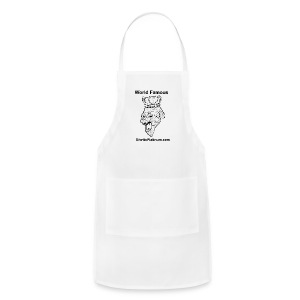 T-shirt-worldfamousForilla2tight - Adjustable Apron