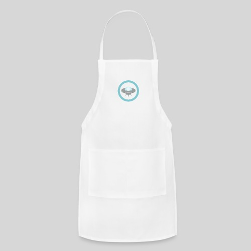 ALIENS WITH WIGS - Small UFO - Adjustable Apron