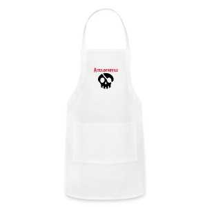 skull pirate 2 - Adjustable Apron