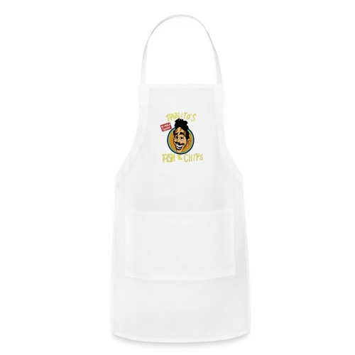 Pablitos fish and chips - Adjustable Apron