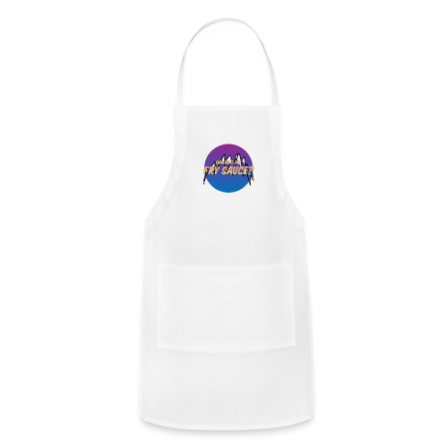 Where's my Fry Sauce? - Adjustable Apron