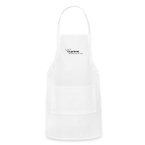 Nothing-Scares-me3 - Adjustable Apron