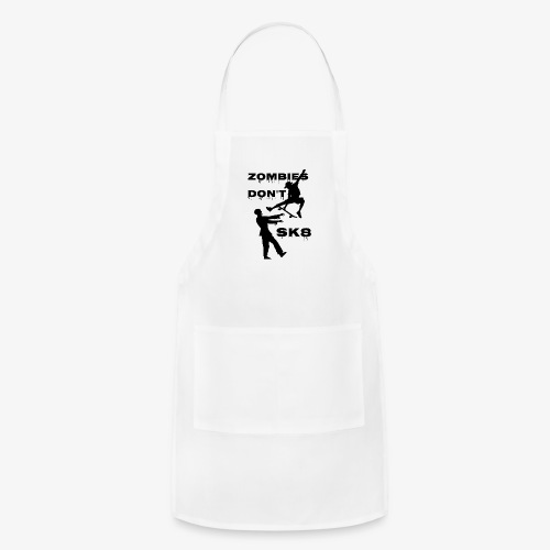 Zombies don't sk8 - Adjustable Apron