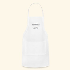MS Changes - Adjustable Apron
