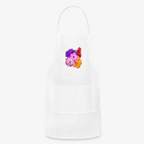 Flowers - Adjustable Apron