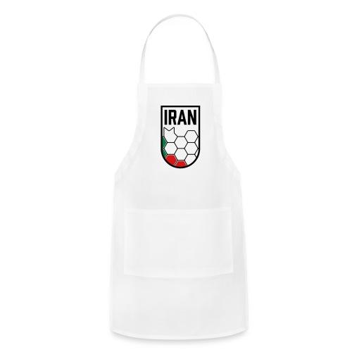 Iran Football Federation Crest - Adjustable Apron