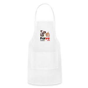 Dog & Cat - Adjustable Apron