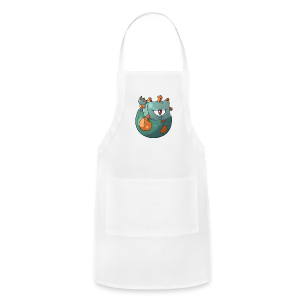 Cartoon Guardian - Adjustable Apron