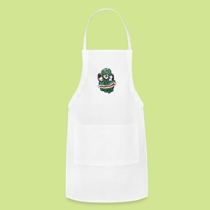 Earth Face - Adjustable Apron