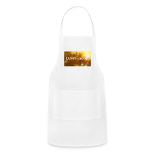 Don't stop - Adjustable Apron