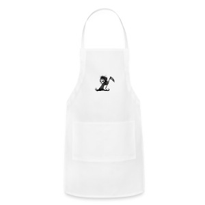 the grim - Adjustable Apron