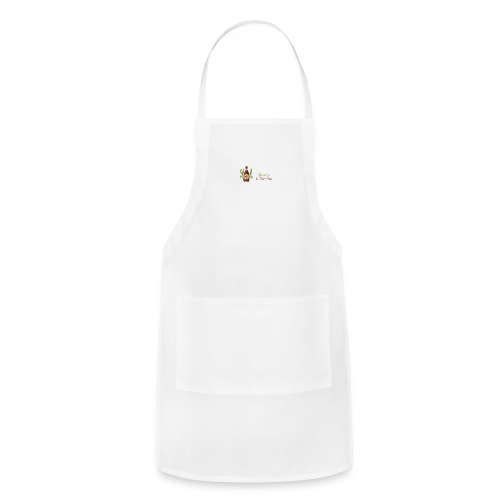 Beers & Burritos Logo - Adjustable Apron