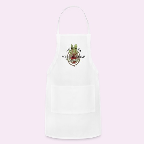 Schrute Farms - World Famous Beets - The Office - Adjustable Apron