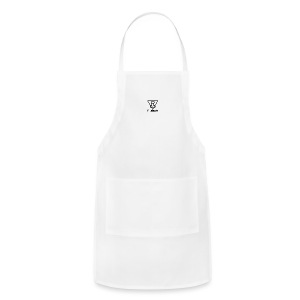 Falluminati on your phone by Umberto Lizard - Adjustable Apron
