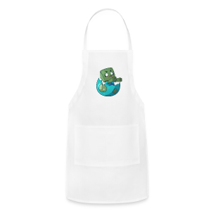 Cartoon Zombie - Adjustable Apron