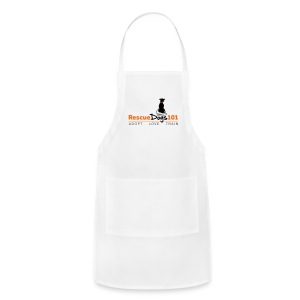 RescueDogs101 Logo - Adjustable Apron