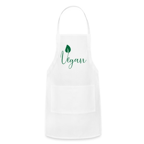 Vegan - Adjustable Apron