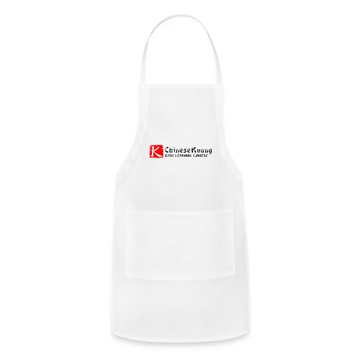 ChineseKuang Logo - Black - Adjustable Apron